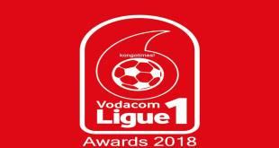 Vodacom Ligue 1 Awards 2018. Photo par KongoTimes!