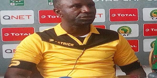 Flaurent Ibenge, Coach des Leopards de la RDC.