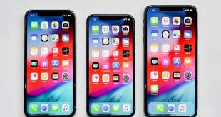 iPhone XS, XS Max et XR