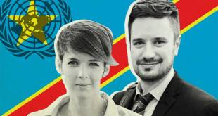 "Michael SHARP et Zaida CATALAN, assassine par les barbouzes du president congolais ""Joseph KABILA""."