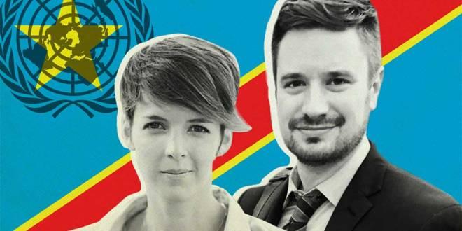 """Michael SHARP et Zaida CATALAN, assassine par les barbouzes du president congolais """"Joseph KABILA""""."""