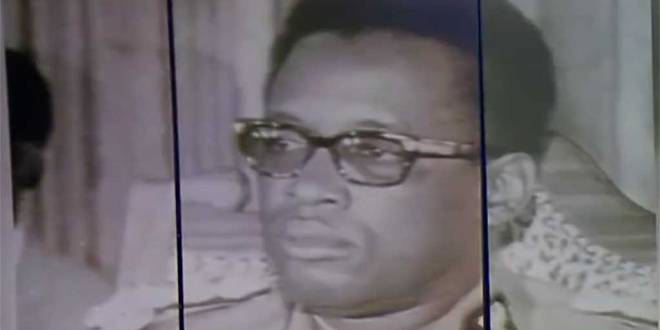 Le Maréchal Mobutu Sese Seko Kuku Ngbendu wa Za Banga