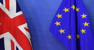 Flags UK - UE