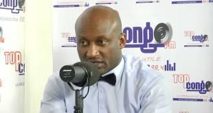 "Yves KISOMBE, membre du FCC de ""Joseph KABILA""."