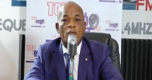 Gabriel MOKIA, Candidat à l'élection présidentielle 2018 en RDC.