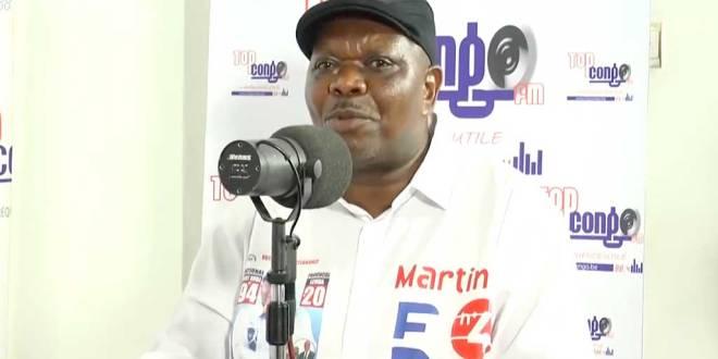 Lisanga BONGANGA : Un membre du Gouvernement qui soutien Fayulu