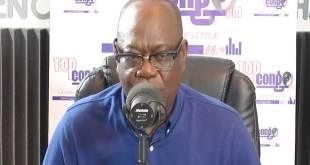 Tryphon KIN-KIEY MULUMBA, candidat présidentiable 2018 en RDC.