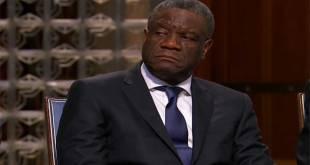Nobel de la paix : Incroyable discours du Dr. Denis MUKWEGE