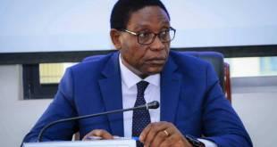 Henri MOVA SAKANI, ministre de l'intérieur de la RDC.