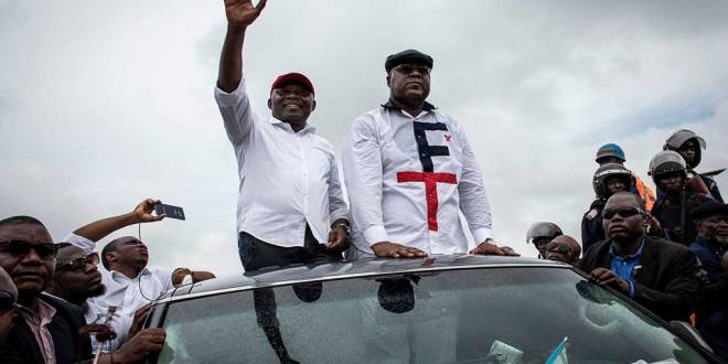 Retour de Fatshivit a Kinshasa