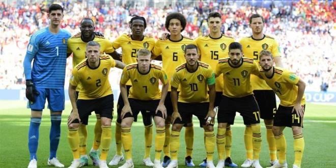 Joueurs de l'équipe nationale belge