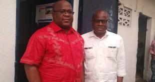 President Fatshi et Martin FAYULU