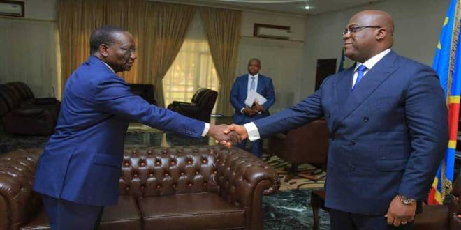 RDC : Ilunga ILUNKAMBA a les mains sales !