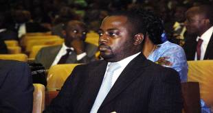 Zoé Kabila, frère du president sortant Joseph Kabila, élu [frauduleusement] gouverneur d'une province en RDC.