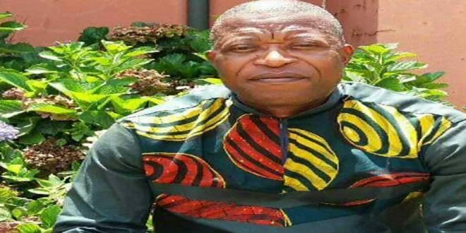 Prof. André Mbata Mangu Betu Kumesu