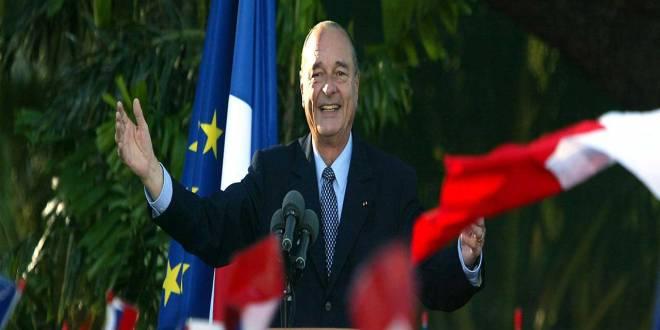 Jacques CHIRAC, ancien président de la République française. Décédé le 26 Septembre 2019 à l'âge de 86 ans.