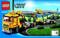 Notice / Instructions de Montage - LEGO - City - 60060 ...