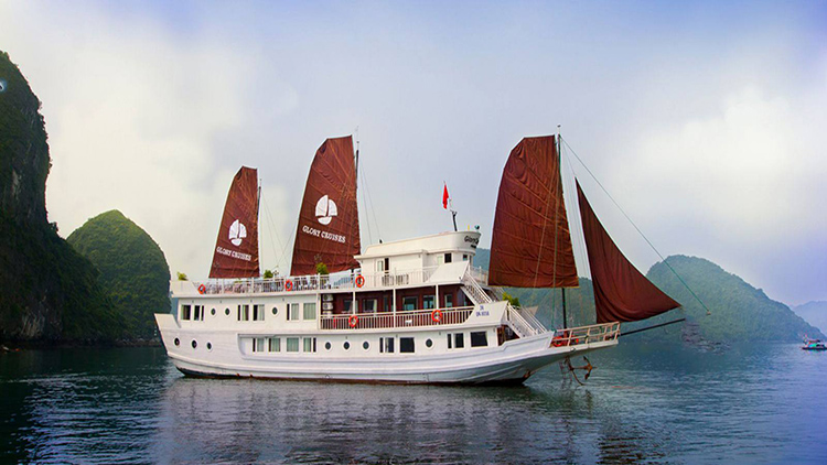 baie d'Halong - Halong Glory Legend Cruise -