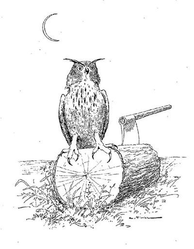 « La Mort et le Bûcheron » illustrée