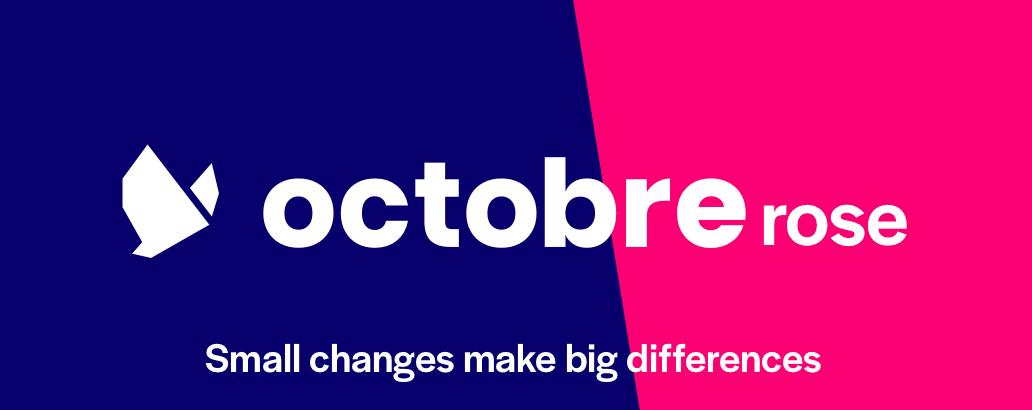 October s'engage pour la bonne cause 🏃♀️Rejoignez notre mobilisation