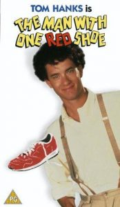 Tom Hanks - The man with one red shoe