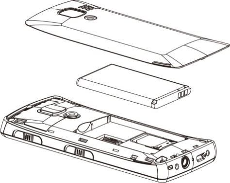 Manuel d'utilisation Téléphone portable GSM Maxcom MM715BB
