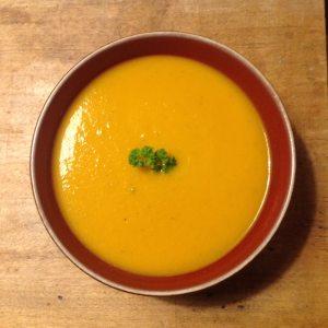 soupe carottes