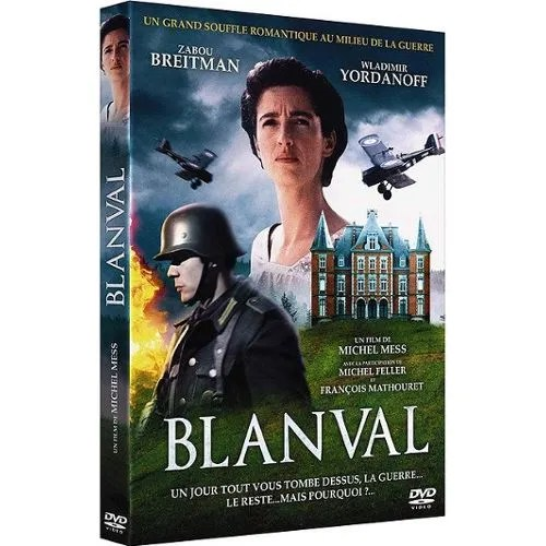 achat blanval dvd pas cher ou d
