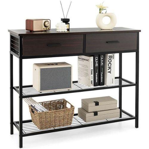 achat meuble tiroirs style industriel