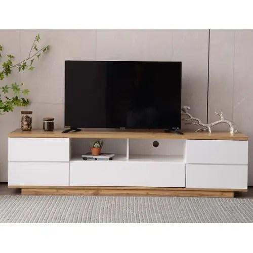achat meuble tv 180 cm pas cher neuf