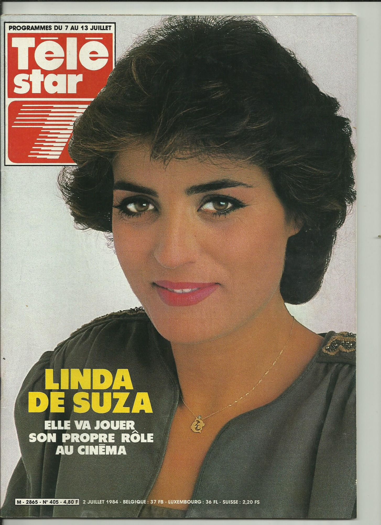 Que Devient Linda De Suza : devient, linda, Télé, N°405, LINDA, Hitchcock, Mairesse, Jaïro, Rakuten