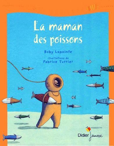 La Maman Des Poissons Boby Lapointe : maman, poissons, lapointe, Maman, Poissons, Enfant,, Jeunesse, Rakuten