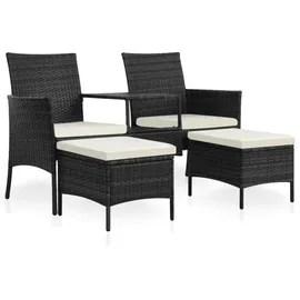 achat ensemble meubles salon blanc noir
