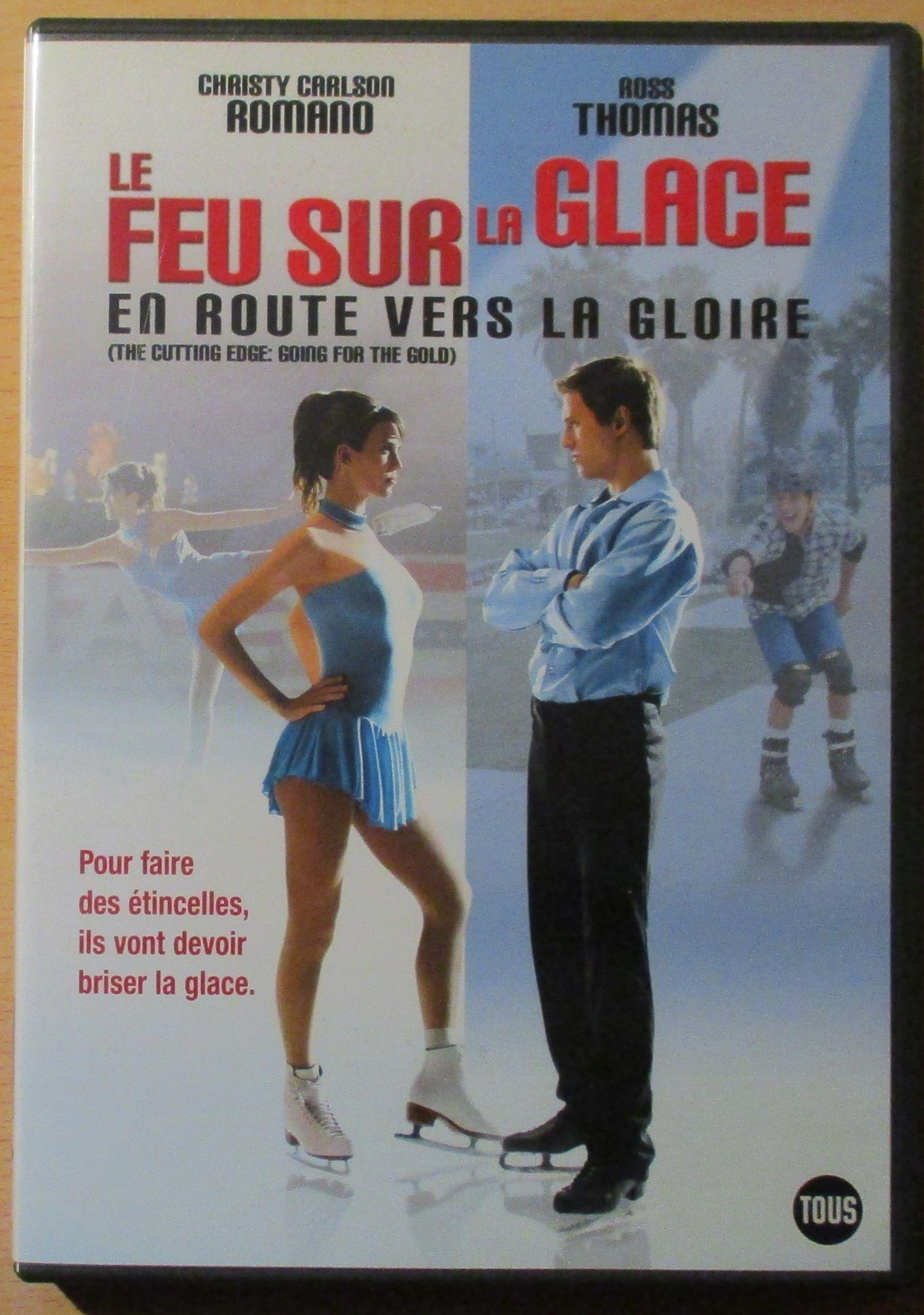 Le Feu Sur La Glace 2, En Route Vers La Gloire : glace, route, gloire, Glace, Route, Gloire, Edition, Belge, Rakuten