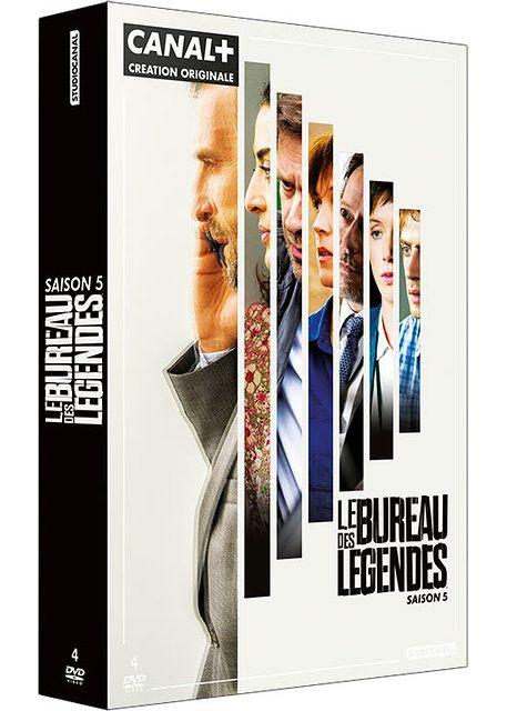 Le Bureau Des Légendes Replay : bureau, légendes, replay, Série, Bureau, Légendes, Blu-ray, Rakuten