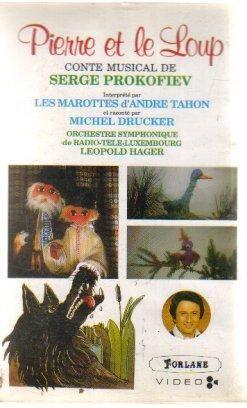 Pierre Et Le Loup Video : pierre, video, Marottes, D'andré, Tahon, Pierre, Rakuten