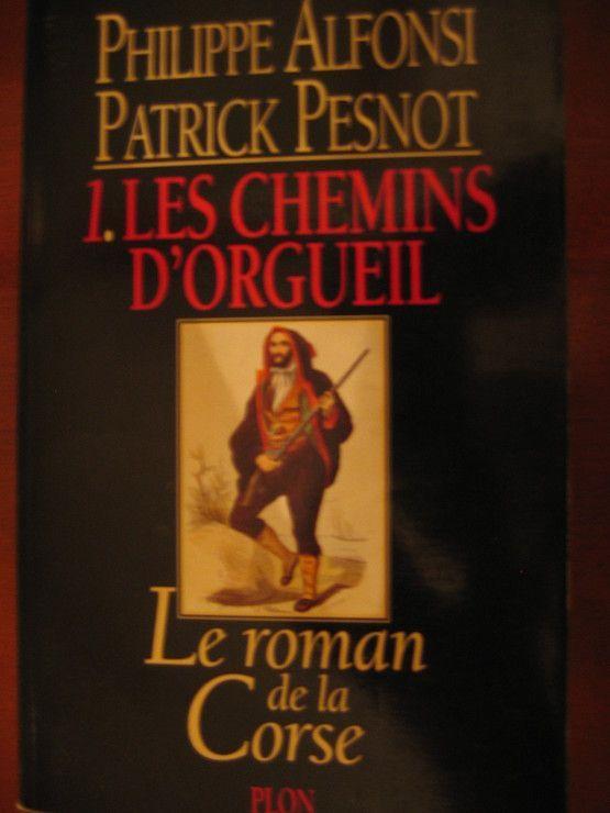 Les Chemins De L Orgueil : chemins, orgueil, Roman, Corse, Chemins, D'orgueil, Rakuten