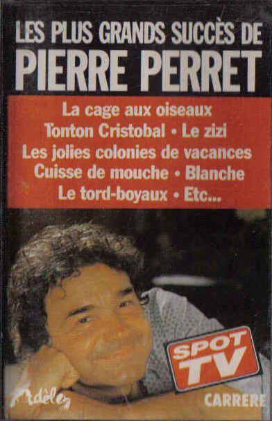Pierre Perret Cuisse De Mouche : pierre, perret, cuisse, mouche, Pierre, Perret, Grands, Succès, Rakuten