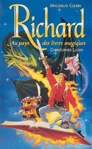Richard Au Pays Des Livres Magiques : richard, livres, magiques, RICHARD, LIVRES, MAGIQUES, Rakuten