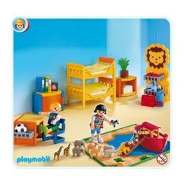 playmobil 4287 chambre des enfants