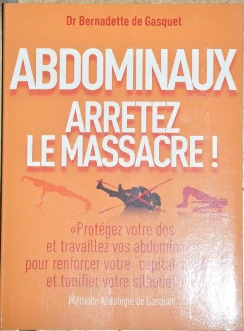 Abdominaux : Arrêtez Le Massacre ! : abdominaux, arrêtez, massacre, Abdominaux, Arrêtez, Massacre, Rakuten