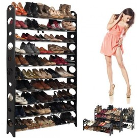 etagere range chaussures modulable 50
