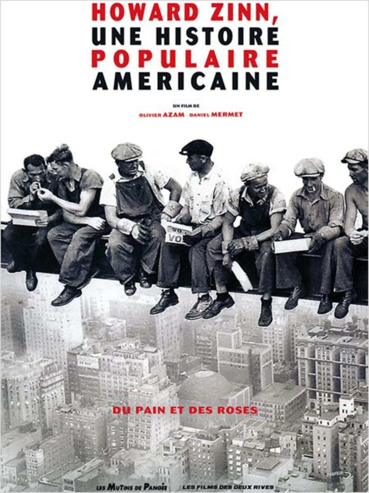 Howard Zinn Une Histoire Populaire Américaine : howard, histoire, populaire, américaine, FILM], Howard, Zinn,, Histoire, Populaire, Américaine, Fr.socialisme.be