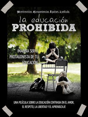 La Educacione Prohibida-L'éducation interdite-affiche du film