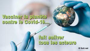 SOTT FOCUS: Covid-19 — Le fer de lance pour la mise en place d'une « nouvelle ère » de VACCINS à haut risque, génétiquement MODIFIÉS