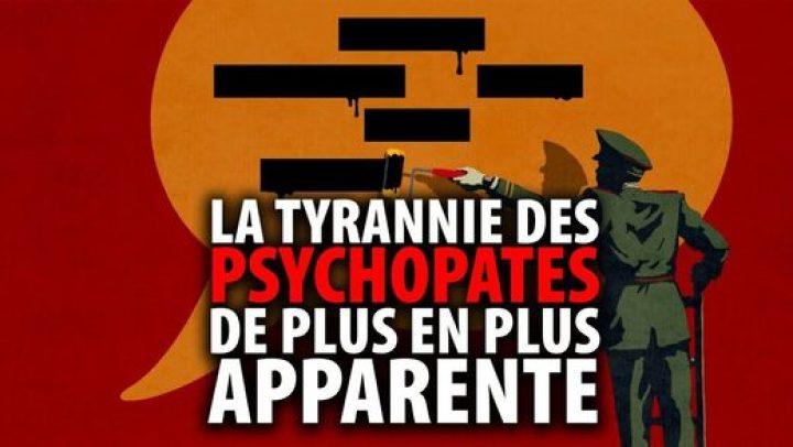 Tyrannie psychopathes