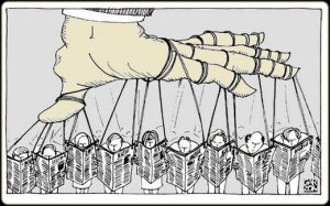 SOTT FOCUS: L'ère du Covid — Décryptage des « techniques de manipulation mentale dignes des régimes totalitaires » servies par une technologie diaboliquement efficace