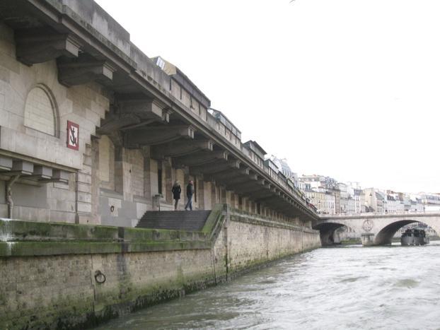 promenade romantique à Paris