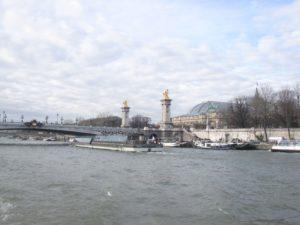 Croisière Saint-Valentin Paris