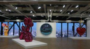 exposition centre Pompidou